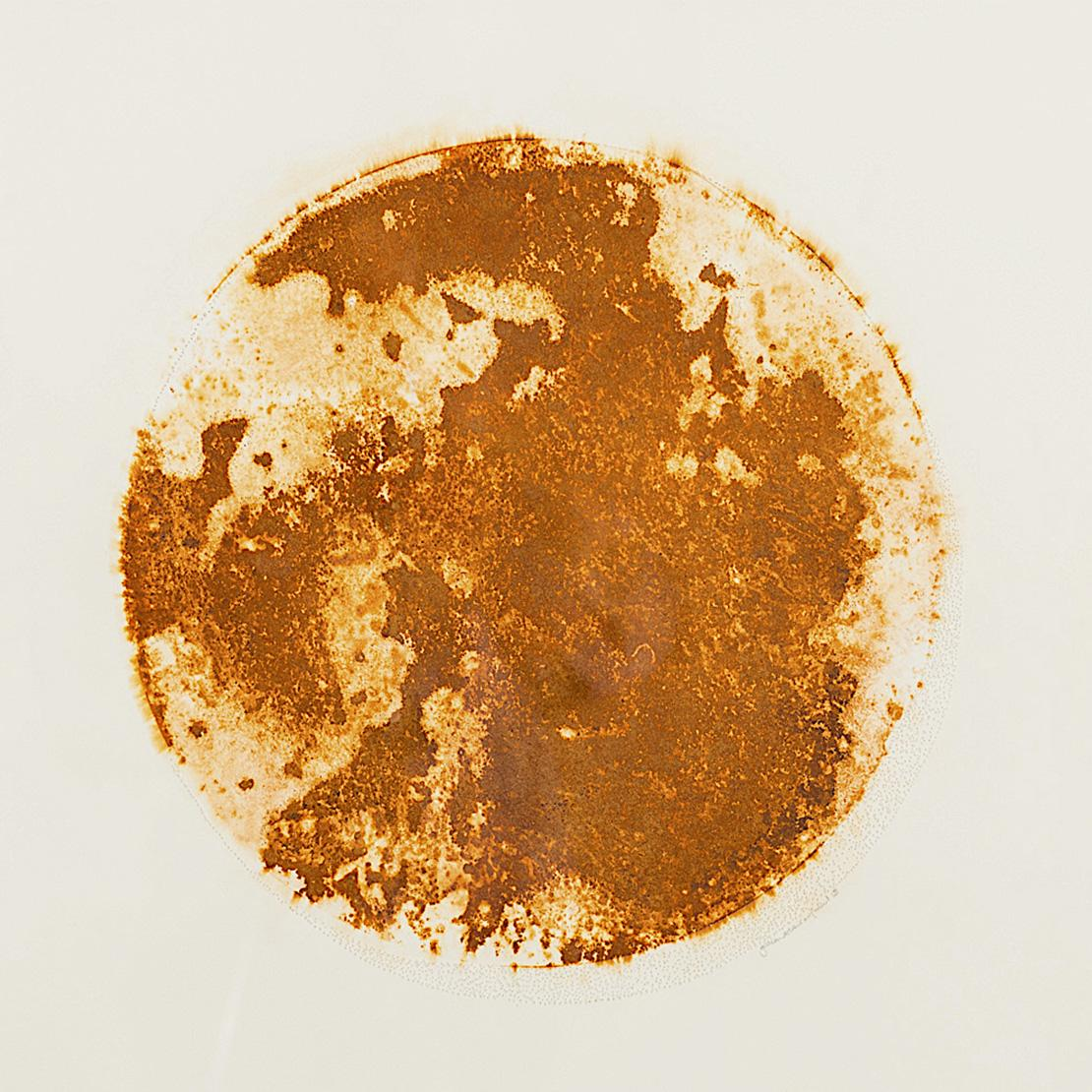 »Rust Print 1 week«, Gillian McFarland, unique print