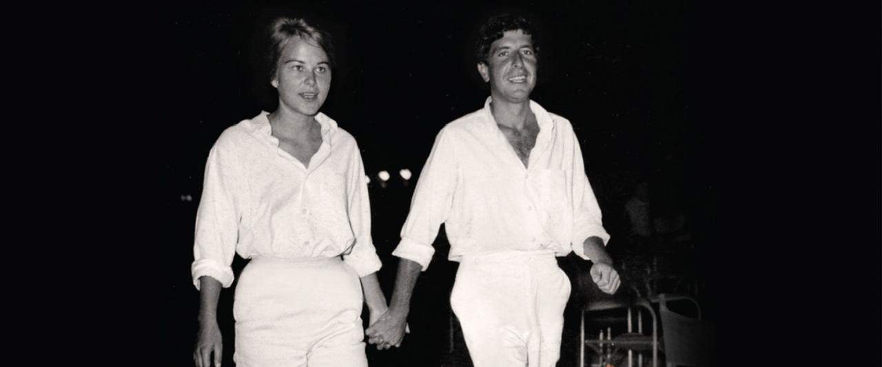 Marianne & Leonard © Piece of Magic Entertainment