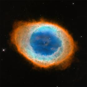 Ringnebel M57 © NASA, ESA and the Hubble Heritage (STScI/AURA)-ESA/Hubble Collaboration