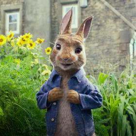 Peter Hase © Sony Pictures